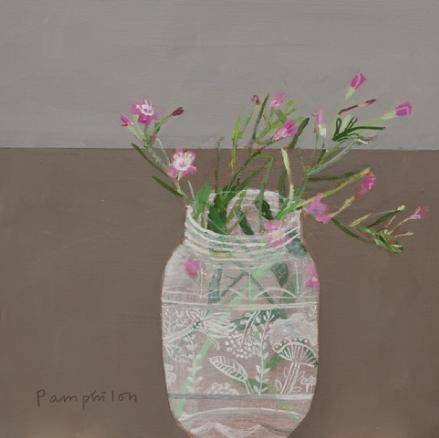 willowherb in etched jar 1